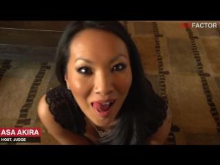 Horny Asian slut Asa Akira getting blowbanged by black cocks № 1464233 загрузить