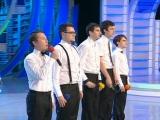 Кефир - Конкурс одной песни (КВН Высшая лига 2010. Вторая 1/4 финала)