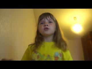Вероня снимает фонотеку под селф-видео!!))))