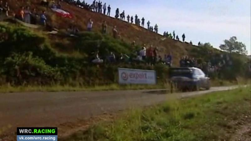 WRC 2007. Этап 12. Обзор Ралли Испании