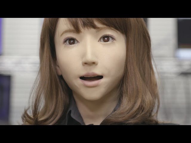 This Might Be the Most Life-Like (And Creepiest) Robot Ever Built