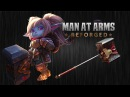 Poppy's Hammer League of Legends MAN AT ARMS REFORGED