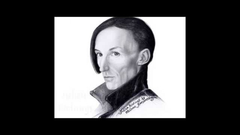 Julian Richings by Milena Barshatskaya (Supernatural, Death)