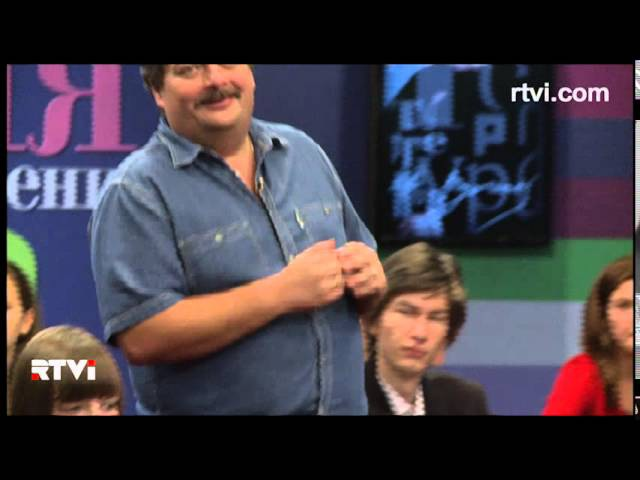 Открытый урок с Дмитрием Быковым. Про что Отцы и дети?