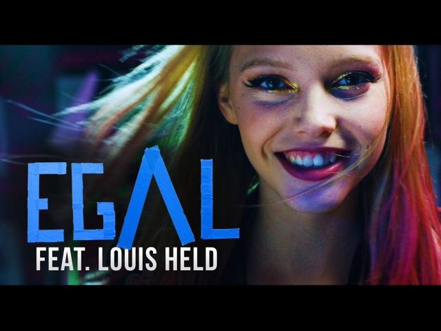 LINA - EGAL feat. Louis Held (Offizielles Musikvideo)