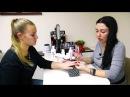 Наращивание ногтей гелем и акрилом