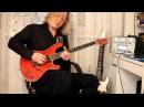 К.Никольский - Ночная птица (guitar solo) cover by Dmitry Andrianov