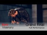 Justs - Heartbeat (Latvia) Final Eurovision 2016 Dress Rehearsal
