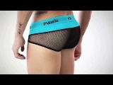 Pikante 8674 Rock and Roll Briefs color Blue