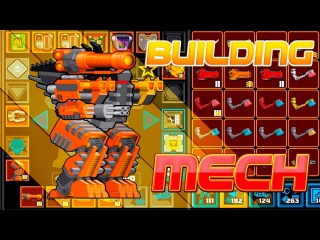 GUIDE HOW TO BUILD BEST PHYSICAL MECH OF ALL TIMES - SUPERMECHS