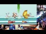 Christina Grimmie (Diddy Kong, Ness) vs .daeil (Peach) - Super Smash Bros. for Wii U