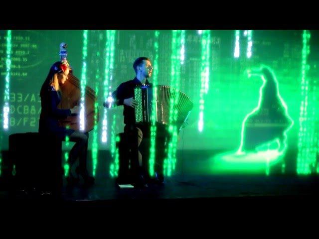 Matrix - Soundtrack | Rob Dougan - Clubbed to Death Cover version BB project Bandura and accordion