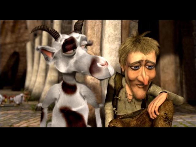 Веселая коза: Легенды старой Праги / Goat Story (2008)