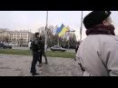 Разгон сепаратистов Запорожье 13 04 2014