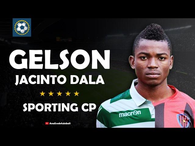 Gelson Dala Puto Maravilha • Sporting CP • Goals Skills HD