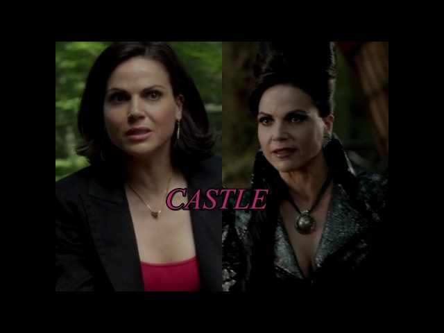 Regina Mills VS The Evil Queen (OUAT) - Straight for the castle