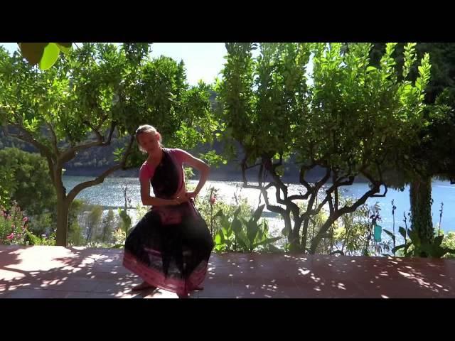 Базовые степы Одисси. Упражнения в позиции чоук.