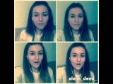 Sweet dreams (Alena Demi cover)