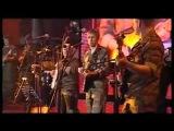 гр. Каскад на юбилейном концерте гр. Голубые береты с песней Ю. Слатова