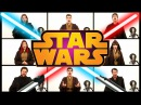 STAR WARS DUEL OF THE FATES THEME ACAPELLA