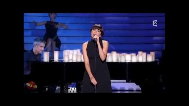 Nolwenn Leroy chante Dis quand reviendras-tu de Barbara dans Simplement pour un soir sur France 2