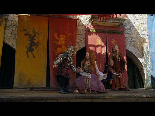 Игра престолов 6 сезон 5 серия HD Дублированный студией LostFilm