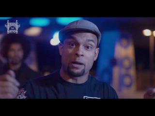 Bridge The Nation | Jeff Turner, Kwesi Young, Amplified, Rahman Jamaal, Andrew Bigs