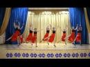 Ансамбль танца АрабесК. Бой с тенью. Современный танец.