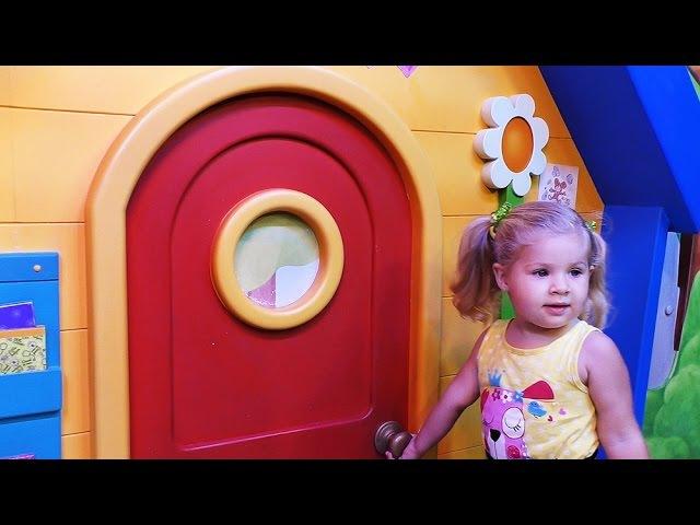 ДИАНА В МУЛЬТИКЕ Клуб Микки Мауса Доктор Плюшева Принцессы Диснея Disney Junior videos WORL...