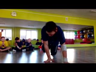 Footwork Session 2x2- (Terra) Назар & Олег vs Рома & Никита