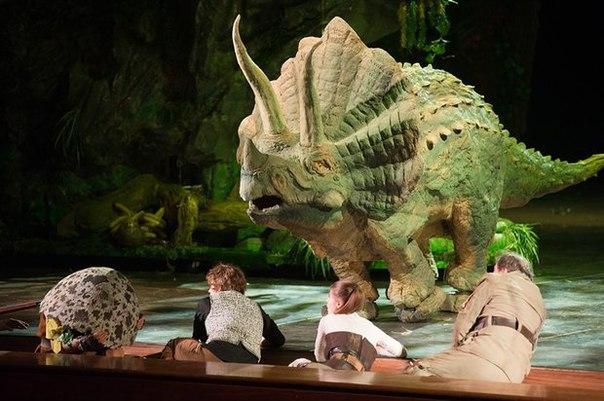 """""""Затерянный мир"""": гигантские динозавры едут в Минск"""