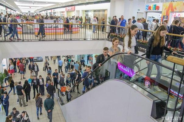 Минск по обеспеченности торговыми площадями опережает Варшаву, Будапешт, Бухарес...