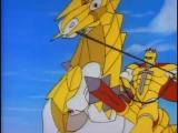 Король Артур и рыцари без страха и упрека 3 серия