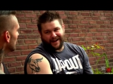 Кевин Оуэнс рассказал историю своих татуировок (русские субтитры от PWNews)