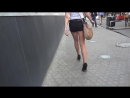 Legs  Streets Hot In Pantyhose