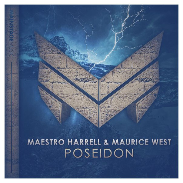 Maestro Harrell, Maurice West - Poseidon (Original Mix)