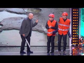 Как в Украине строят дороги — Дизель Шоу — выпуск 3, 04.12