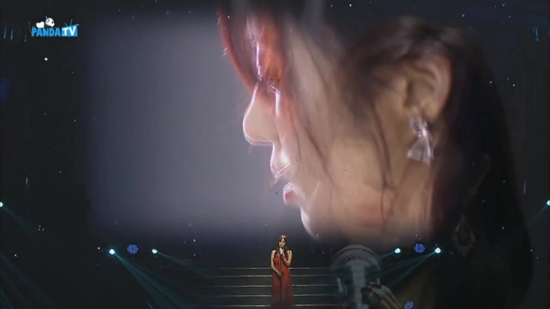 151024 T-ARA Great China Concert In 合肥 Eunjung - Good Bye