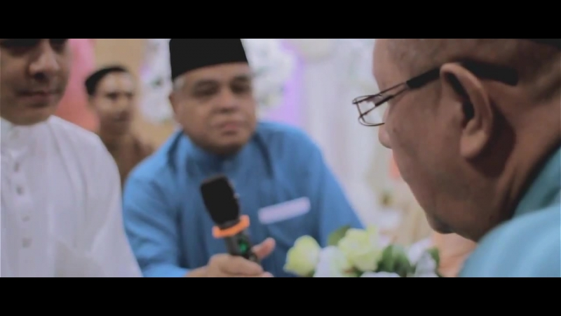 MALAY WEDDING - FUADEYRA@ZUHAIRAH (PengacaraTv9) -- Solemnization Reception by NEXT ART