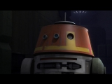 Star Wars: Rebels season 3 episode 13 Warhead (ENG)
