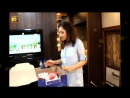 Drashti Dhami Celebrating Her Birthday With Entertainment Tadka