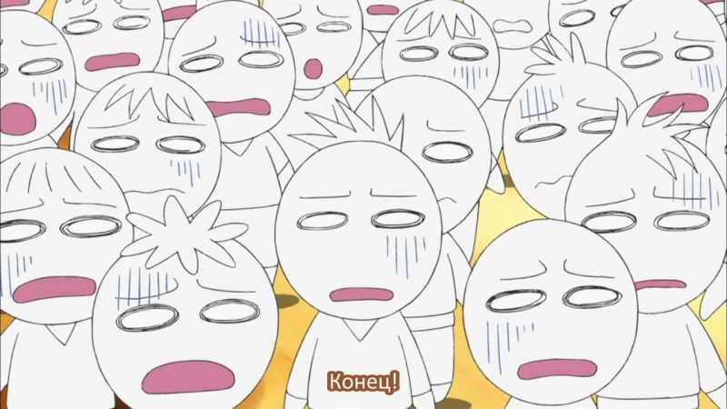 Весна Юности Рока Ли 30 / Naruto SD: Rock Lee no Seishun Full-Power Ninden 30 серия [русские субтитры]