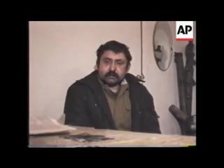 Шамиль Басаев После неудачного штурма Грозного российскими войсками 4 января 1995 года