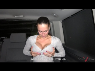 Night ride sex party - mea melone, zoe, wendy hd porn, group, big ass, natural tits, big boobs, oral, blowjob, lesbian, licking