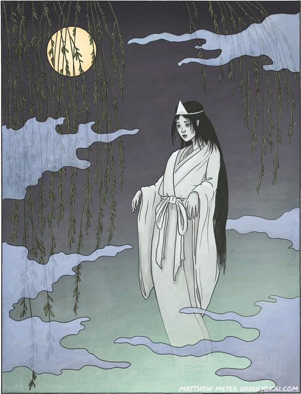 Юрей (Yūrei)