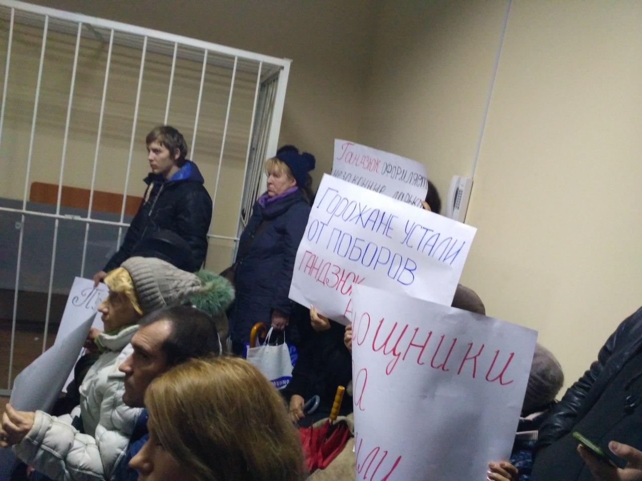 Громадяни Херсона ненавидять Нікітенко та Катерину Гандзюк