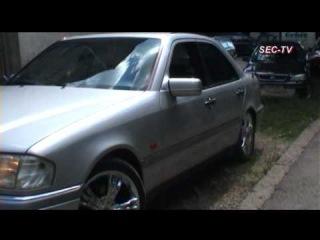 Mercedes Benz C180 ELEGANCE