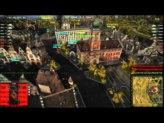 World of Tanks StarSeries s2 GOW-S vs RUSH1