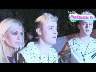 Jedward & Tara Reid on Lana Del Rey & Jessie Covets taken to Hospital at Chateau Marmont