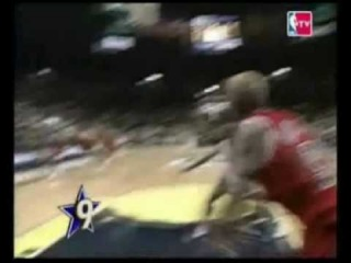 Michael Jordan-Scottie Pippen-Dennis Rodman highlights